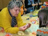 С баба Шинка цветя в РЗИ от найлонови торбички 2012_24