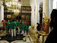 В Хаджидимовския манастир